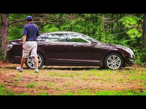 2013 Lincoln MKZ — Test Drive and Car Review