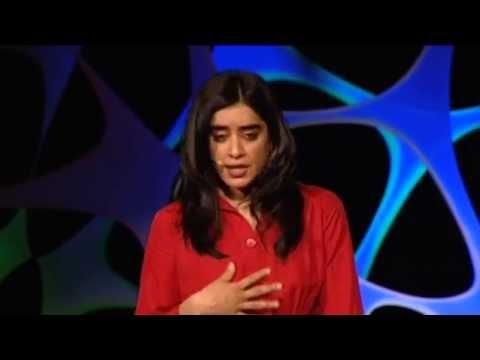 Translating Words: Nermeen Shaikh at TEDxDanubia 2013