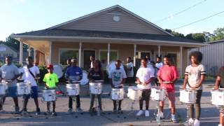 Atlanta Drum Academy - Warm Ups