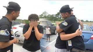 Video BAILING A SUBSCRIBER OUT OF JAIL!!! (VERY EMOTIONAL) MP3, 3GP, MP4, WEBM, AVI, FLV Mei 2019