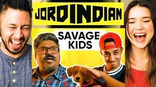 Video JORDINDIAN | Savage Kids | Jaby's in a JordIndian Video?? | Reaction download in MP3, 3GP, MP4, WEBM, AVI, FLV January 2017