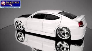 Dodge Charger SRT8 (2006) - Jada Toys - 1:24