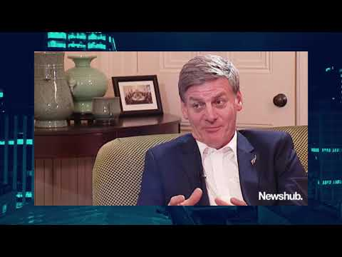 Bill English39s Most Boring Interview Ever