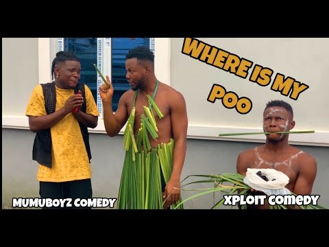 THE MISSING POO (XPLOIT COMEDY)