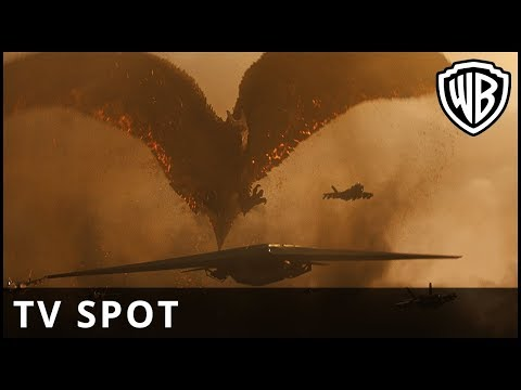 Godzilla: King of the Monsters – 'Monsters' Spot – Warner Bros. UK