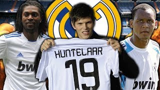 Video 10 Players You FORGOT Played For Real Madrid! MP3, 3GP, MP4, WEBM, AVI, FLV Oktober 2017
