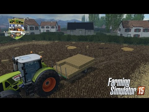 Trailers for small bales v2.0