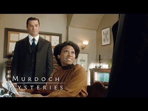 "Murdoch Episode 18, ""Darkness Before The Dawn – Part Two"", Preview | Murdoch Mysteries: Season 12"