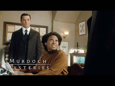 "Murdoch Episode 18, ""darkness Before The Dawn – Part Two"", Preview 