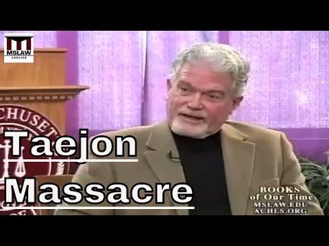 Der Koreakrieg: Die Taejon Massacre und die 'Crime of Korea '