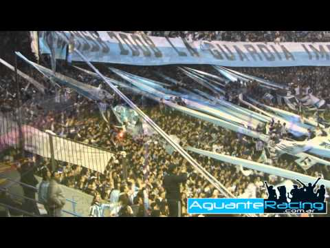 Video - Racing Club - La Guardia Imperial vs Huracan - La Guardia Imperial - Racing Club - Argentina