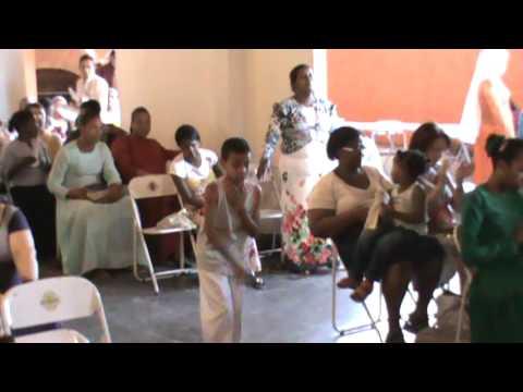 Ig. Assembléia de Deus minist. emaús em Anchieta - Um dia com Deus Pr. jorge 25/08/2012