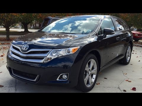 2015 Toyota Venza XLE Full Review, Start Up, Interior, Exterior