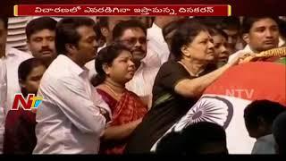 Sasikala Shot Video of Jayalalithaa in Hospital: TTV Dhinakaran