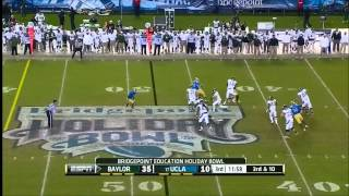 Lache Seastrunk vs UCLA (2012 Bowl)