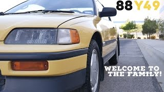 Hell Yes!! Here it is! You may have caught glimpses of it in a few of my previous videos and I wanted to share the car with all of...
