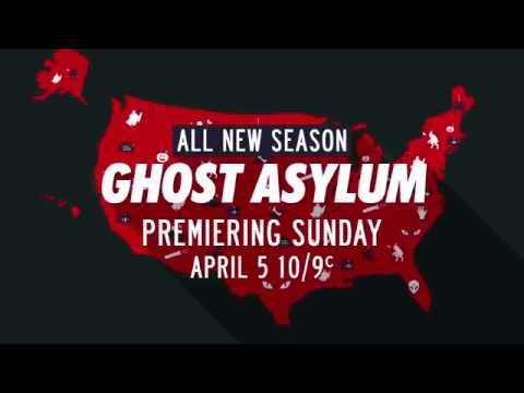 Wanna Go On a Ghost Hunt? Enter the Ghost Asylum Watch & Win Sweepstakes Now!