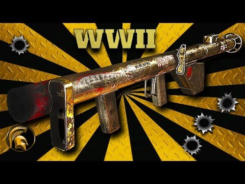 Call Of Duty WW2 - (GOLD Camo) #1 BAZOOKA Easy How To Unlock Gold Camo Guide