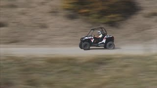 9. Polaris 900 RZR Trail Review