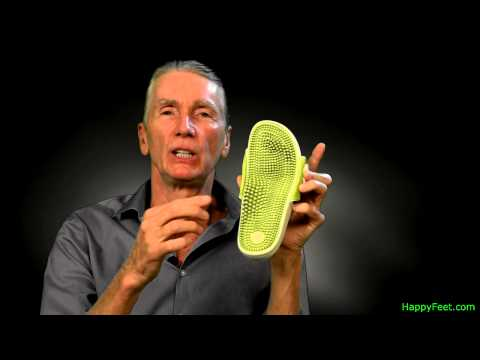 Kenkoh Reflexology Sandals: How Does it Work?