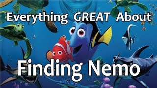 Video Everything GREAT About Finding Nemo! MP3, 3GP, MP4, WEBM, AVI, FLV Juni 2018