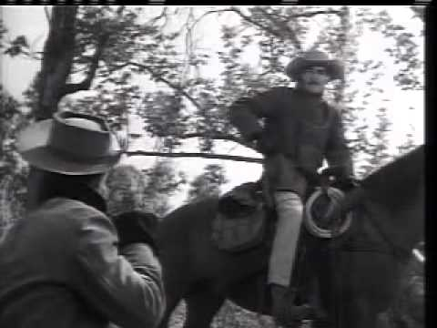 lawman - this is the Lawman TV series season one episode one, the deputy short clip.
