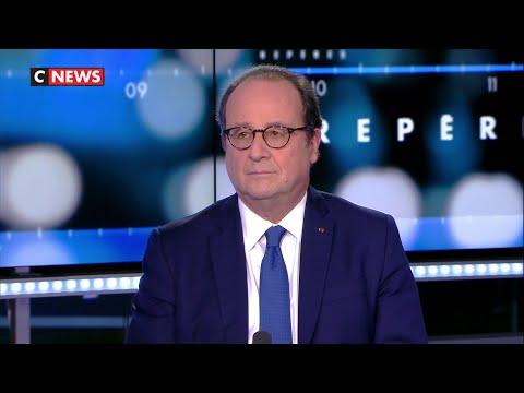 François Hollande : «Le problème du macronisme, c'est qu'il n'y a pas de doctrine»