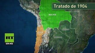 Cruce de opiniones en RT sobre la disputa marítima entre Chile y Bolivia