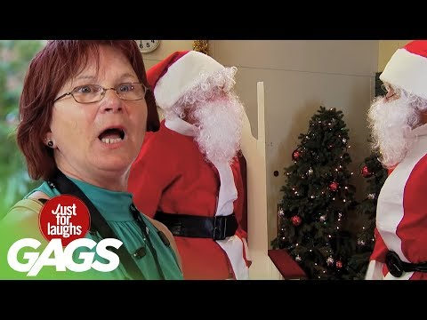 Best of Just for Laughs Gags – Top Funny Holiday Pranks