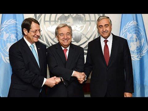 Στις 28 Ιουνίου η Διάσκεψη για την Κύπρο στη Γενεύη