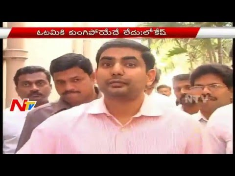 Nara Lokesh Sensational Comments on Greater Elections | Lokesh Media Chit Chat