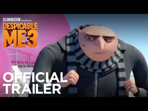 Despicable Me 3 Movie Picture