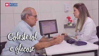 Momento Clinic Farma - Colesterol e glicose
