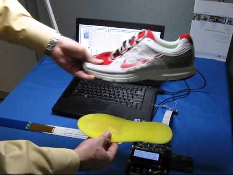 MFC Energy Harvester in a Shoe Insole
