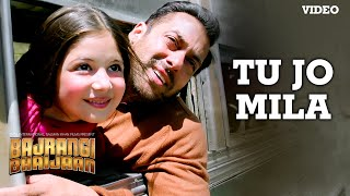 Nonton  Tu Jo Mila  Video Song   K K    Salman Khan  Nawazuddin  Harshaali   Bajrangi Bhaijaan Film Subtitle Indonesia Streaming Movie Download
