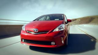 2012 Toyota Prius V Review - Second Prius Model Grows In Size To Expand Hybrid's Mainstream Appeal