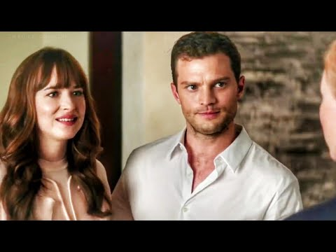 FIFTY SHADES FREED - Anastasia arrives at Christian's Home Scene - Fifty Shades Freed HD Movie Clip