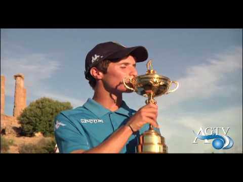 """La Ryder Cup nella Valle dei Templi"" NewsAgtv"