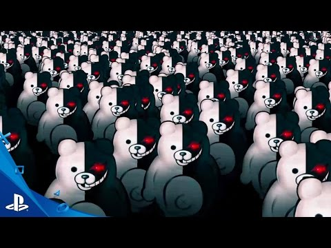 Danganronpa 1•2 Reload - Announcement Trailer | PS4