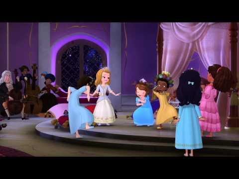 Princesse Sofia - Les Bonnes Manières de Princesse #3 - Savoir Recevoir - Disney Junior