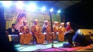 H Muammar ZA DKK - LIVE SHOLAWAT AL KIROM IN BOGOR SHORT CLIP