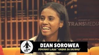 "Video DIAN SOROWEA, Penyanyi Lagu ""Karna Su Sayang"" 