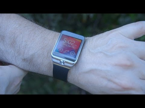 Samsung Gear 2 Smartwatch Unboxing & Review!