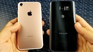 Should You Buy iPhone 7 or Galaxy S7 - Long Term Review