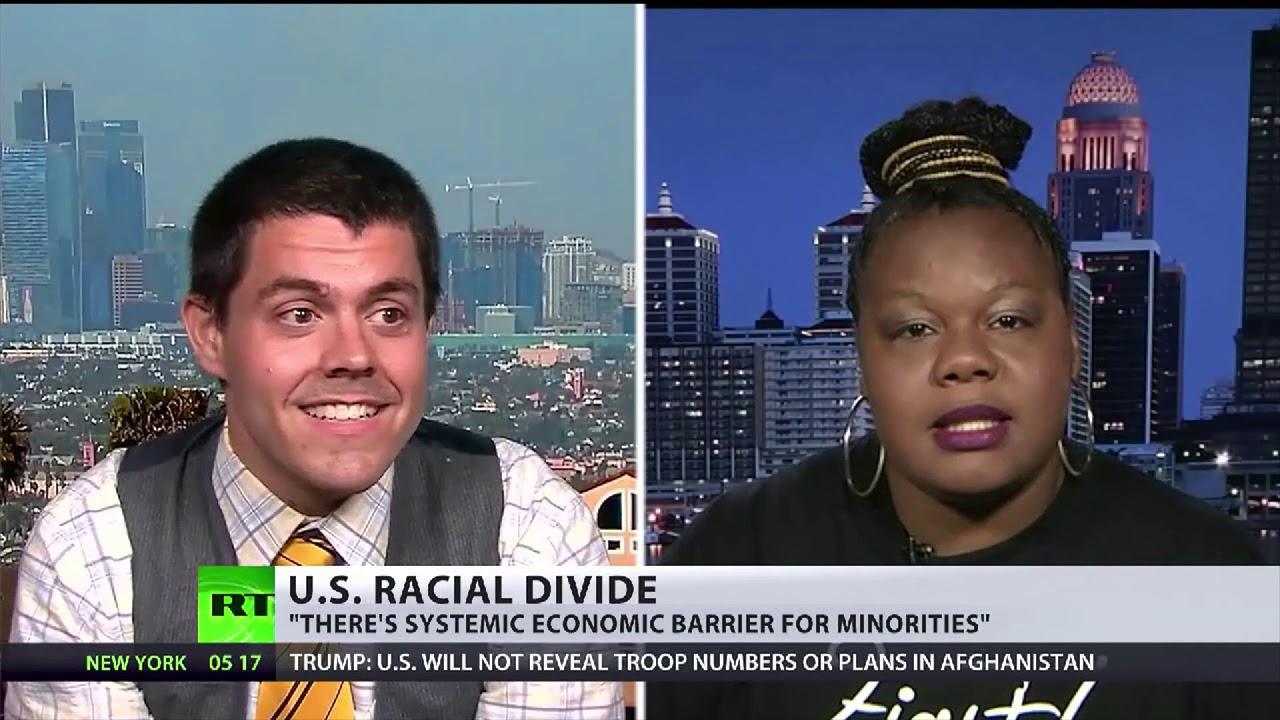 Black Lives Matter activist writes list of demands for white people