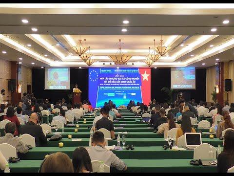 Diễn đàn hợp tác thương mại và công nghiệp Việt Nam – EU