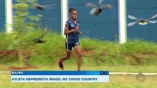 Atleta bauruense defende seleção no sul-americano de cross country, no Equador