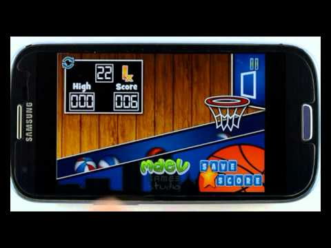 Video of Mini Basketball HD Tipshot