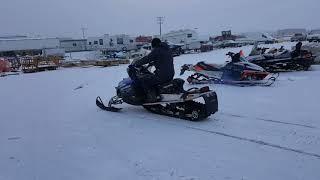 6. 2007  polaris Switchback 600 snowmobile