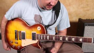 Guitar Lesson for soloing  - Minor Arpeggio for rock and blues
